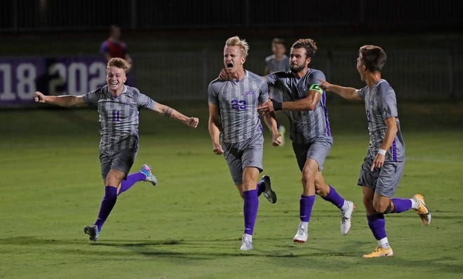 Grand Canyon's soccer team is among the best in the nation again this year. Photo courtesy of GCU Athletics