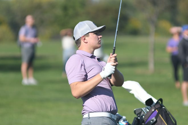 The Class AA and Class A boys state golf tournament took place Monday Oct. 4 and Tuesday Oct. 5, 2021.