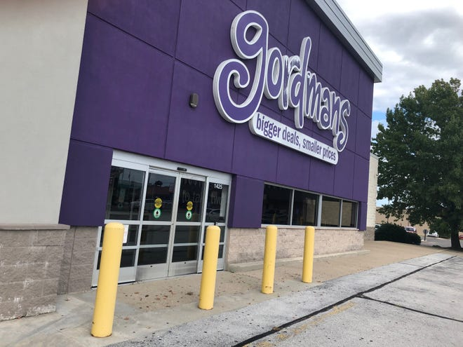 """On Tuesday, Oct. 5, 2021, the Springfield-Greene County Health Department announced a new mass vaccine clinic would open Oct. 11 at this former Gordmans and Toys """"R"""" Us store at Battlefield and Fremont."""