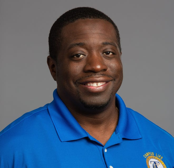 Robert Meeks is the interim Director of Athletics at Tallahassee Community College.