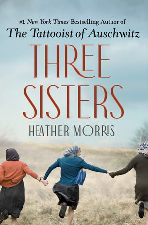 """""""Three SIsters,"""" by Heather Morris."""