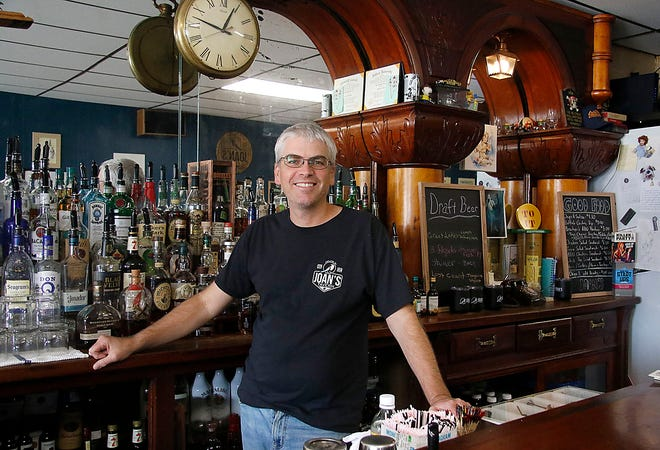 Joan's Tavern owner Alex Bosley received more than $2,200 in COVID-19 relief funding, which helped save his 28-chair bar and tavern in Ashland County. It made up for lost revenue and reduced hours in the first summer of COVID-19.