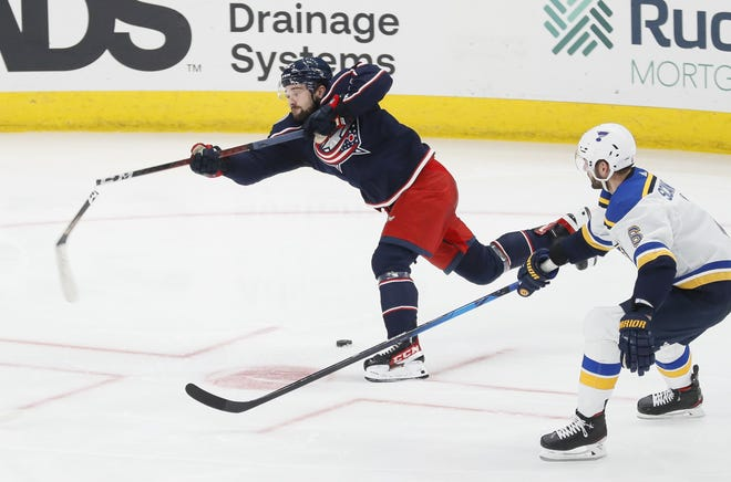 Blue Jackets forward Emil Bemstrom, a fourth-round pick in 2017, hasscored13 goals in 76 NHL games.