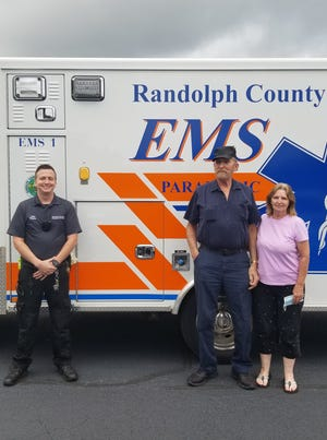 Randolph County EMS has been active in responding to calls despite a search to fill more staff positions.