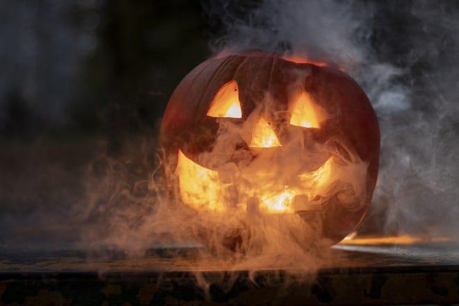 Halloween activities have been scheduled across the region.