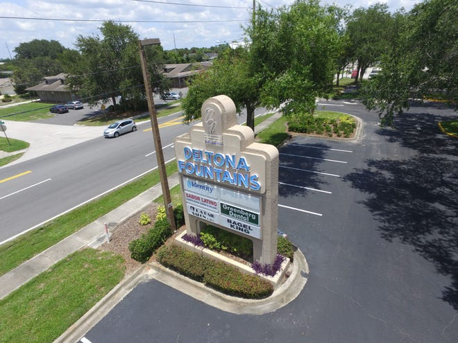 The Deltona Fountains plaza, located near the intersection of Deltona Boulevard and Enterprise Road, recently sold for $4.2 million to an investor based in Miami.