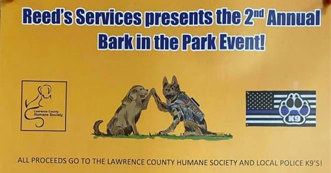 The second annual Bark in the Park Event will take place from 10 a.m. to 6 p.m. Oct. 16 in Cascade Park.