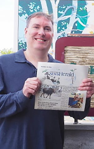 Jeremy Gulban is the new publisher of The Leavenworth Times.