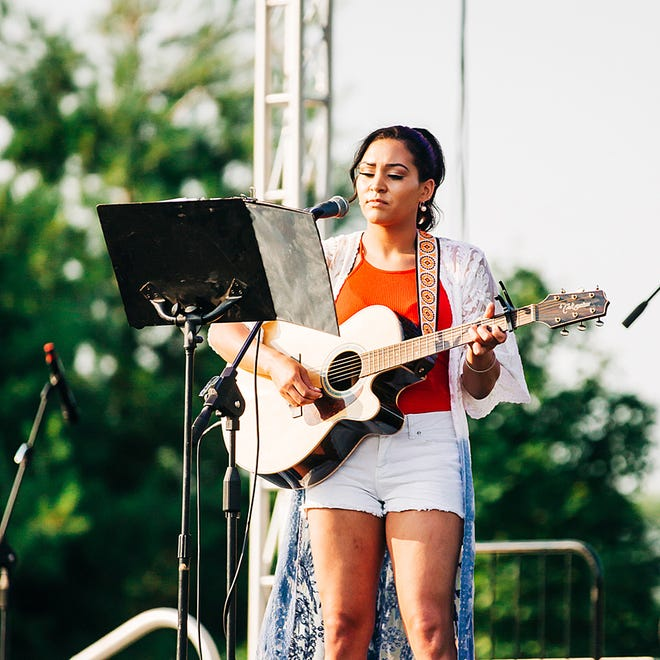 Shayla Shyann will be one of the musical performers at the Lansing Fall Festival.