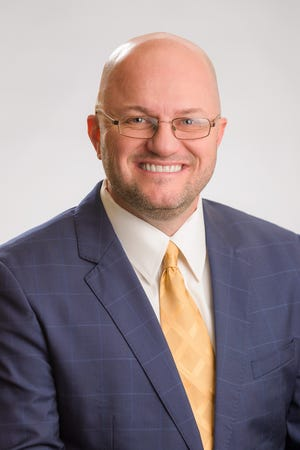 Brent Kisling, executive director, Oklahoma Commerce Department.