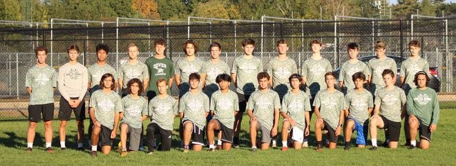The Dover High School boys soccer team is riding an eight-game win streak into Thursday's Division I game at Bishop Guertin.