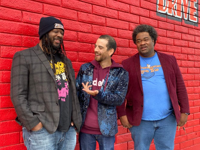 The Delvon Lamarr Organ Trio will perform two shows this Saturday, Oct. 9 at Jimmy's Jazz and Blues Club in Portsmouth.