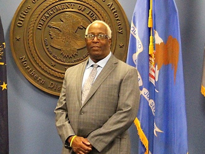 Clifford D. Johnson has been sworn in as the U.S. Attorney for the Northern District of Indiana.