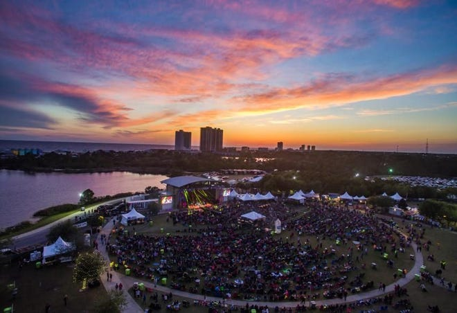 Aaron Bessant Park will host many of the autumn events planned for Panama City Beach.