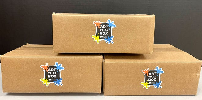 The Fort Smith Regional Art Museum will give away a free Art To-Go Box every month through February.