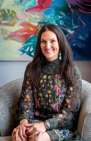 """Ariella """"Ari"""" Cohen is recognized as a 2021 Enquirer Woman of the Year for her work on multiple boards and executive committees throughout Cincinnati."""