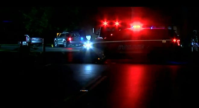 Union Township police are investigating after two people were found dead in a vehicle.