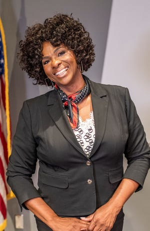 Dr. Belinda Tubbs-Wallace is named a 2021 Enquirer Woman of the Year. As a Cincinnati Public Schools principal, she works hard to ensure her students have positive mentors and role models in their lives.