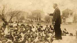 Booker T. Washington was remembered fondly, memorialized in Knoxville