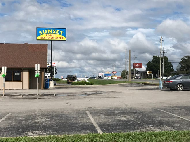 Sunset Family Restaurant to close after opening in 1959. Current owners Bob and Virginia Hodge have been involved in the ownership since 1967 and have been the sole owners since 1983.