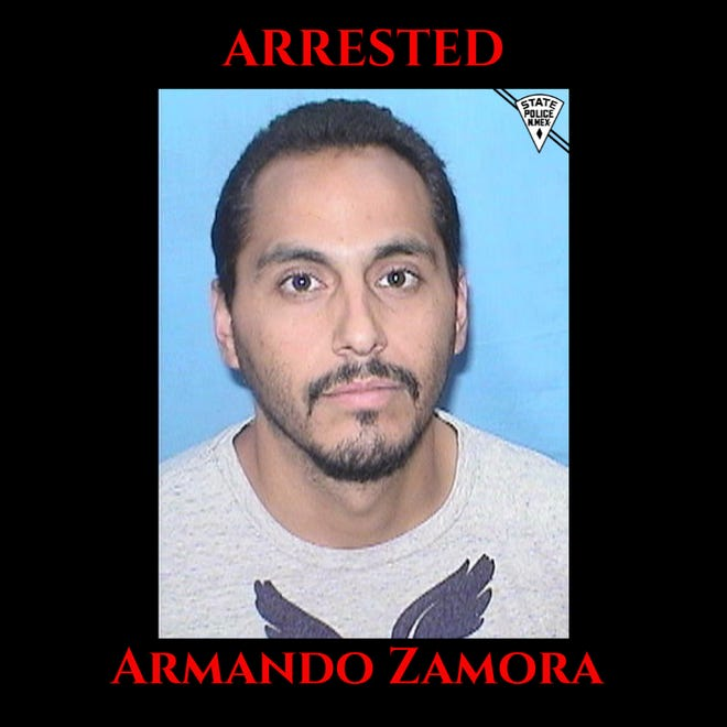 Santa Clara man Armando Zamora, 35, was arrested and charged with an open count of murder in the death of his wife, Erica Zamora.