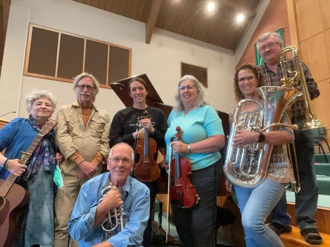 The Village Band will perform a concert of ragtime music at 2 p.m. Saturday, Oct. 9 in Aztec.