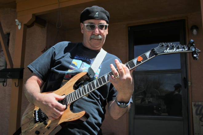 Jose Villareal performs Friday, Oct. 8 at the 550 Brewing Taproom in Aztec and Wednesday, Oct. 13 at Clancy's Irish Pub and Cantina.