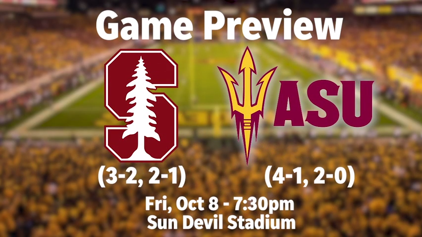 ASU's next challenge is trying to beat Stanford