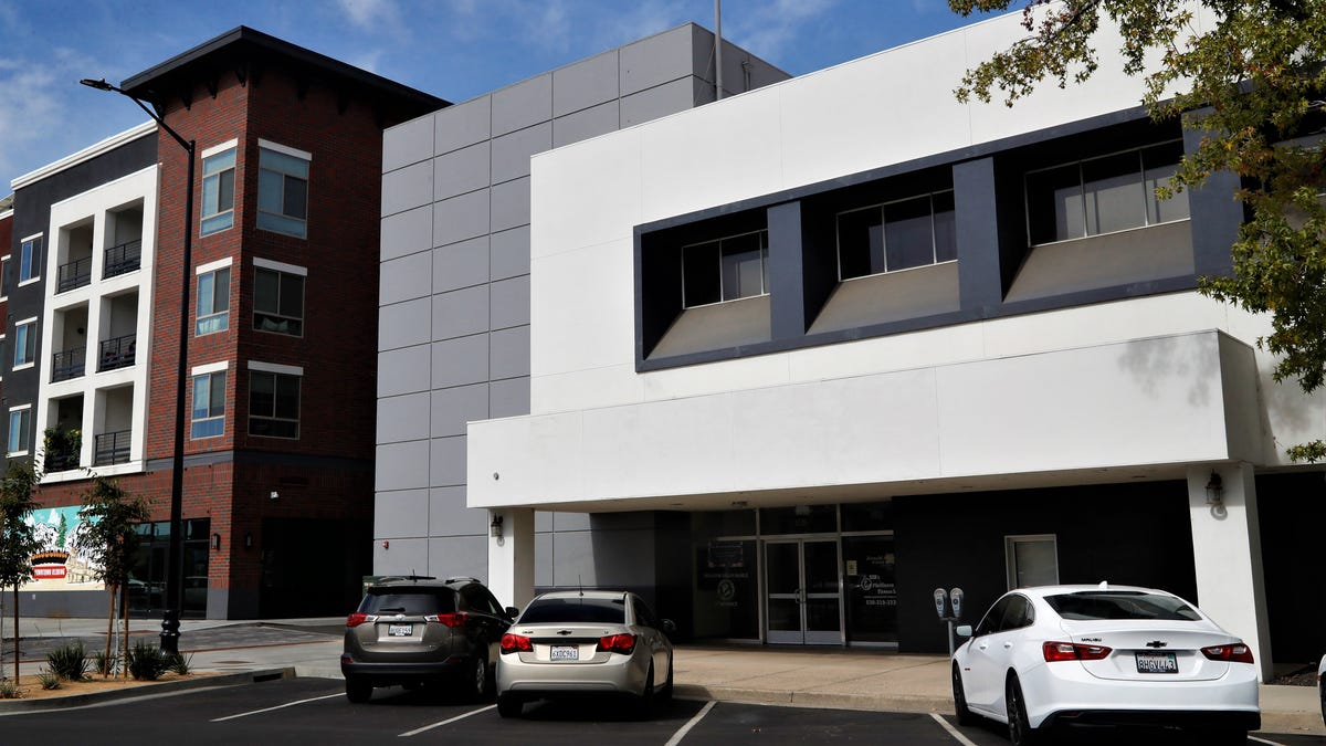 Coming back: Record Searchlight moves offices to downtown Redding