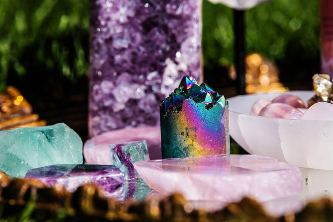 Awakenings is located at 3500 W. 41st St. in south-central Sioux Falls. The store sells a variety of spiritual items, including crystals, jewelry and tarot cards.