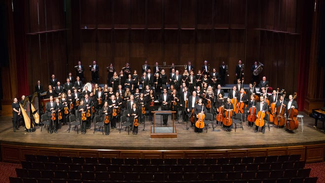"""Live Tallahassee Symphony Orchestra music returns Saturday night, Oct. 16, when the TSO celebrates its """"Return to Ruby."""""""