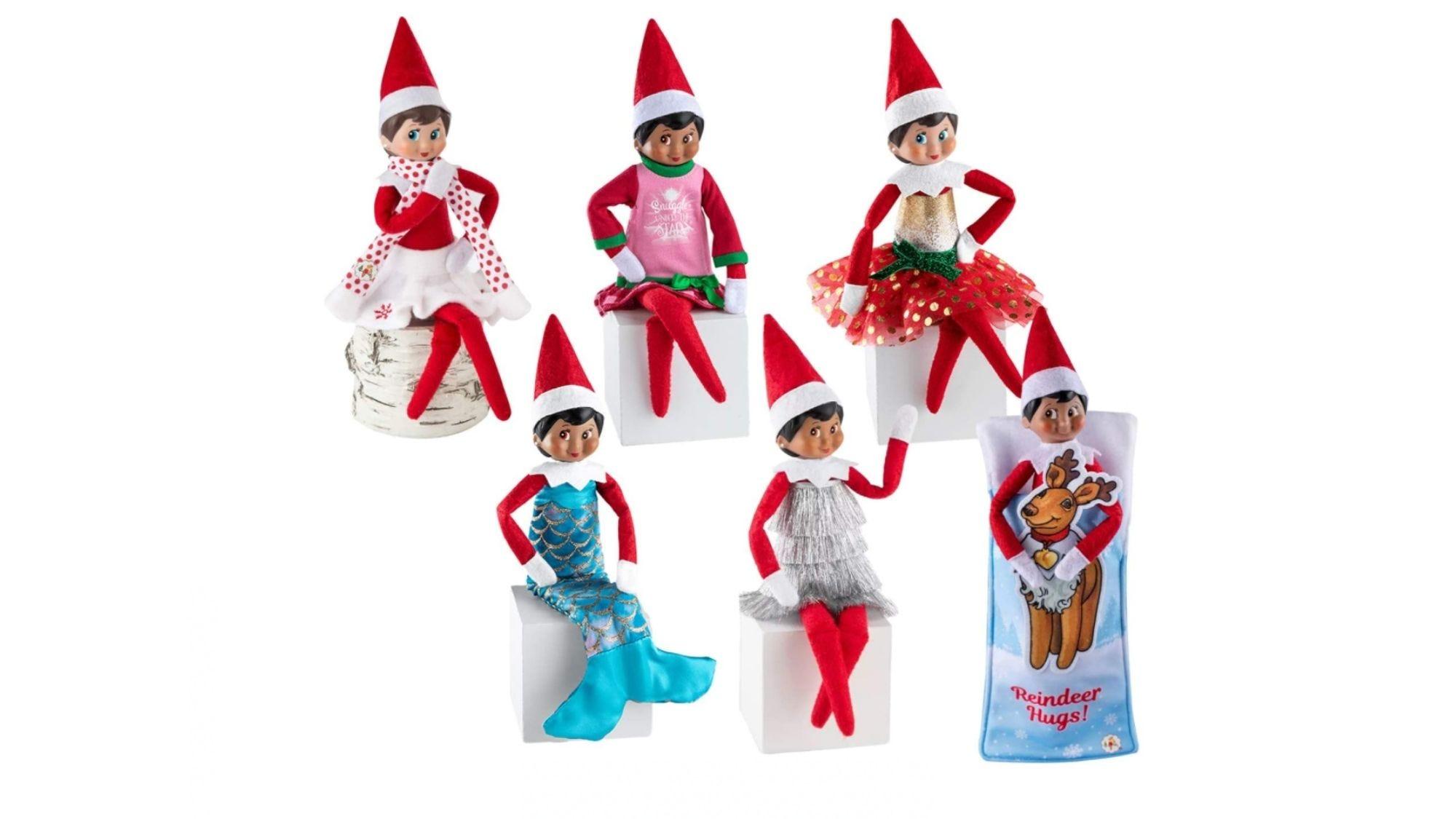 For the fashion-forward elf.