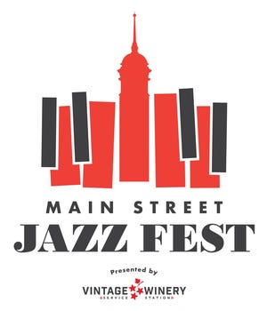 Vintage Winery presents the Main Street Jazz Fest, which will run from 9:30 a.m. to 10 p.m. Saturday featuring multiple acts and is free to attend.