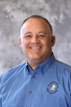 Jeb Williams began as director of North Dakota Game and Fish late summer