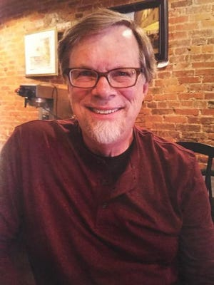 """Ellwood City native and author David Seaburn has written a new book called """"Broken Pieces of God."""""""