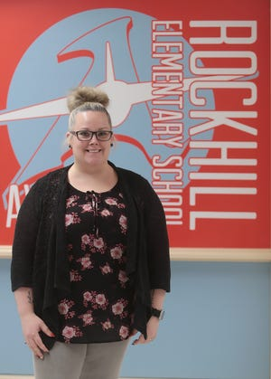 Samantha Young is a teacher's aide at Alliance Elementary. She is The Alliance Review's Robertson Kitchen & Bath Difference Maker for October.