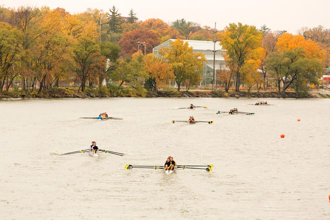 The decades-old Head of the Rock Regatta will take place from 8 a.m. to 4 p.m. Oct. 10 near the YMCA Log Lodge, along the banks of the Rock River, 200 Y. Blvd., Rockford.
