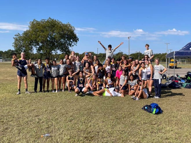 Stephenville High School hosted the Thrill of the Hill cross country meet on Wednesday. The boys varsity team took first place out of 15 teams. The girls varsity placed fifth out of 20 teams. For the boys, Mitchell Pack placed fourth, Eduardo Juarez placed fifth, and Raj Gautam placed 10th. For the girls, Camryn Plaxco placed 21st. The JV Girls team came in second place and the JV Boys in third place.
