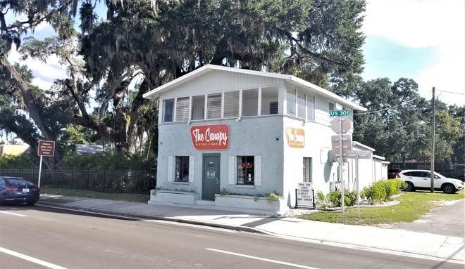 The Canopy Bistro + Bar is at 3503 U.S. 301 in Ellenton.