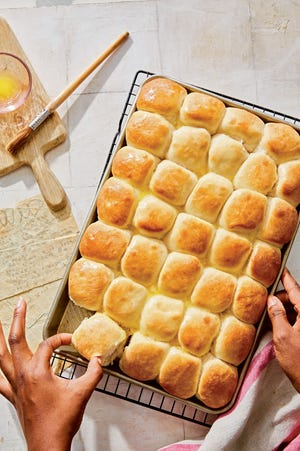 These classic rolls will disappear at your next dinner party.