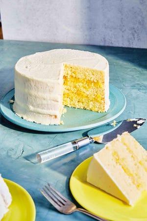 Granny's Million Dollar cake is easily customizable.