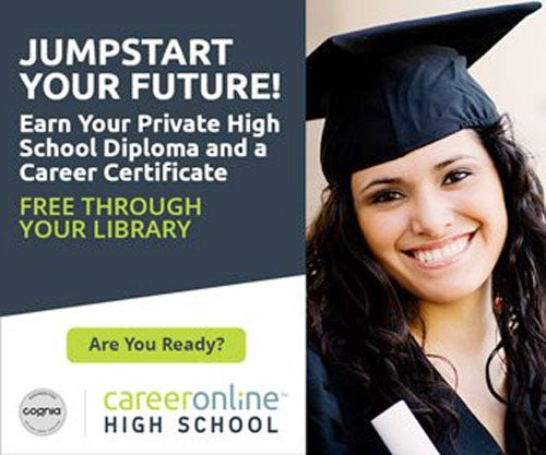 The Santa Rosa County Library System is providing scholarships toward high school diplomas and career certification free of charge.