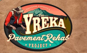A three-year Yreka pavement rehab project to improve Highway 3 through Yreka is expected to begin in June of 2022.
