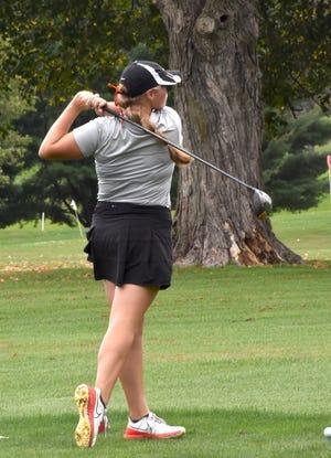 Kewanee High School golfer Mia Mirocha earned all-conference honors this week.