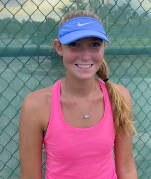 Hoggard's Elena Berg is the latest StarNews Athlete of the Week.