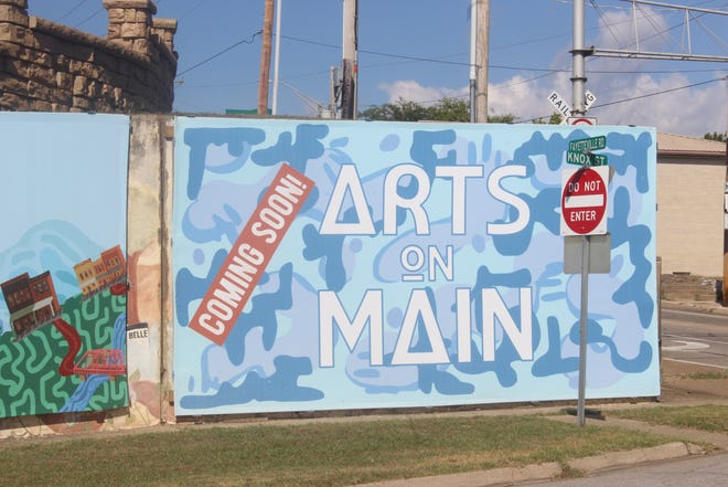 """Arts on Main will officially open in March of 2022. The original name """"Center for Art and Education"""" will be retired on Oct. 30."""