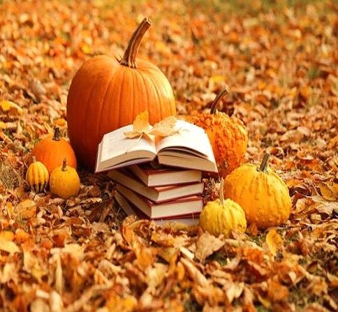 There are more books about pumpkins than one can count, but depending on your need, your public library has some great choices.