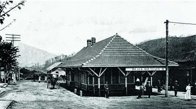 Tours include Black Mountain's historic depot, where guides will discuss the tragic history of the building of the Swannanoa Tunnel.