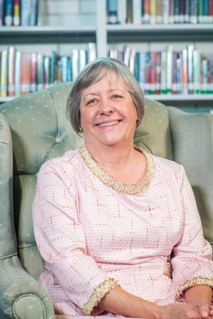Linda Holthaus is named a 2021 Enquirer Woman of the Year for her dedication to numerous organizations, including DePaul Cristo Rey High School, Cincinnati Symphony, Ensemble Theatre and Mount St. Joseph University, among others.