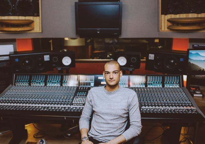 Grammy-winning music producer Austen Jux-Chandler will meet with Terra State Community College music students and appear at a public presentation 6:30-8:30 p.m. Wednesday at the college's Building D.